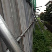 波板(鉄)長さ2,350㎜×幅300㎜ (7)