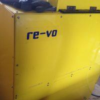 セベック製 発泡減容機R100J  (2)