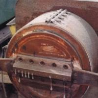 大阪精機製100㎜ペレット製造装置6