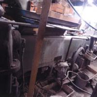 大阪精機製100㎜ペレット製造装置2
