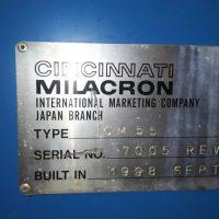 シンシナティ MILACRON CM55 (2)