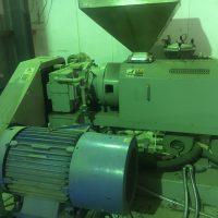 オーエヌ機械製75㎜押出機 (4)