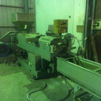 オーエヌ機械製75㎜押出機 (1)