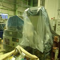 ペットボトルラベル剥離機(山本製作所)