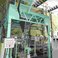 ニューロング工業製重袋梱装機 (2)