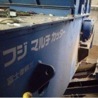 近畿工業製200kw二軸破砕機3