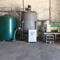 GEN方式リキッド飼料製造設備 (1)