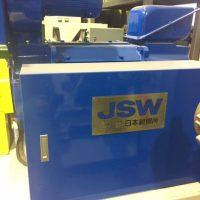 日本製鋼所JSW製2軸押出機 (4)