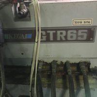 池貝製異方向二軸押出機GTR-65 (1)