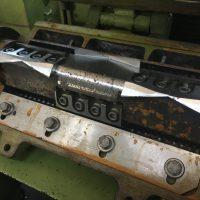 ホーライ製粉砕機2HP (2)