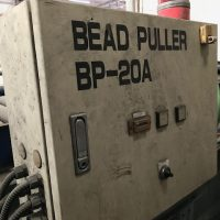 小野谷機工製ビードワイヤー抜き機BP-20A (2)