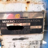 マキノ製ロールクラッシャー MRC-10 (3)