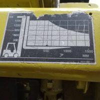 三菱重工業製フォークリフト④