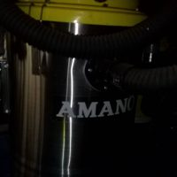 【F-75】アマノ製産業用掃除機MV-601R③