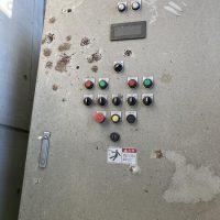 油研工業製ペットボトル圧縮梱包機及び結束機 (11)